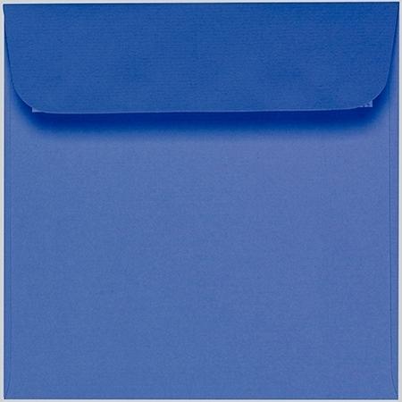 Artoz 1001 - 'Royal Blue' Envelope. 160mm x 160mm 100gsm Square Peel/Seal Envelope.
