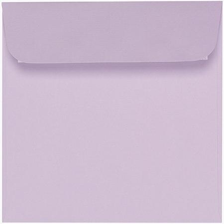 Artoz 1001 - 'Rose Quartz' Envelope. 160mm x 160mm 100gsm Square Peel/Seal Envelope.