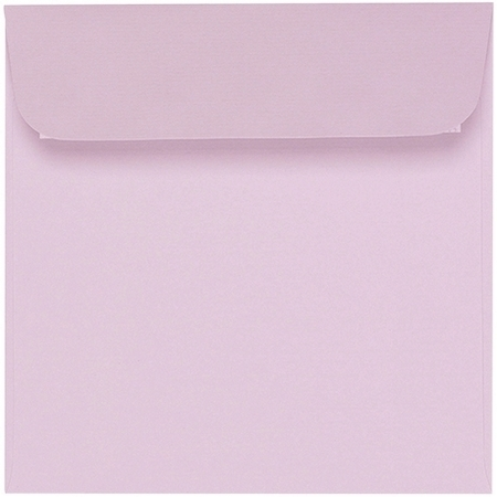 Artoz 1001 - 'Cherry Blossom' Envelope. 160mm x 160mm 100gsm Square Peel/Seal Envelope.