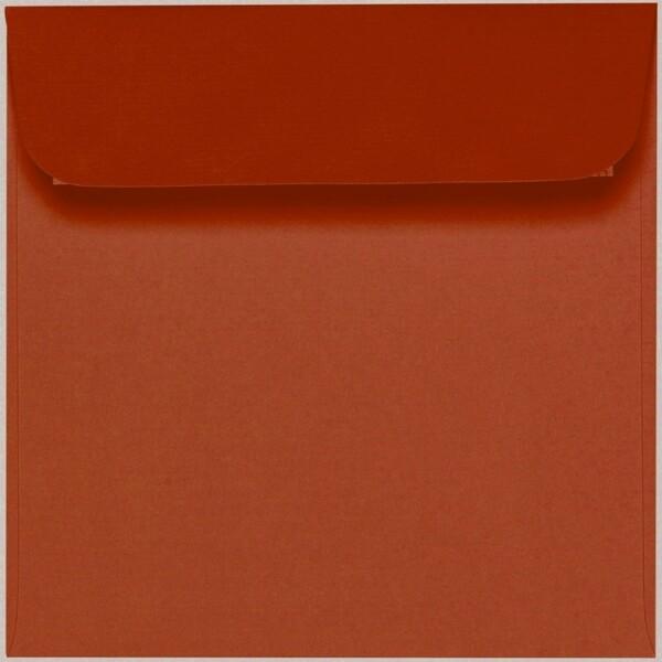 Artoz 1001 - 'Copper' Envelope. 160mm x 160mm 100gsm Square Peel/Seal Envelope.