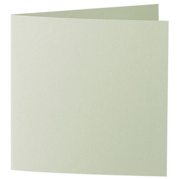 Artoz 1001 - 'Limetree' Card. 332mm x 166mm 220gsm Large Square Folded Card.