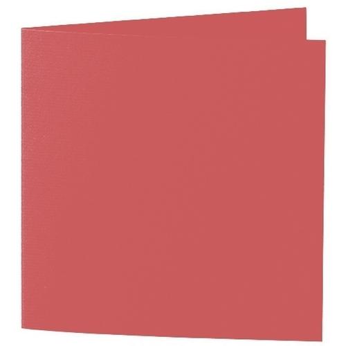 Artoz 1001 - 'Watermelon' Card. 332mm x 166mm 220gsm Large Square Folded Card.