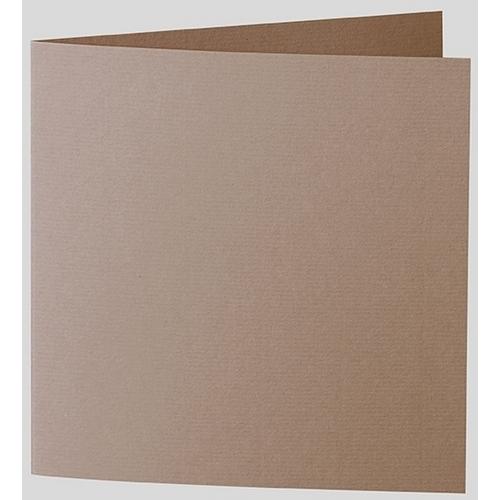 Artoz 1001 - 'Olive' Card. 332mm x 166mm 220gsm Large Square Folded Card.