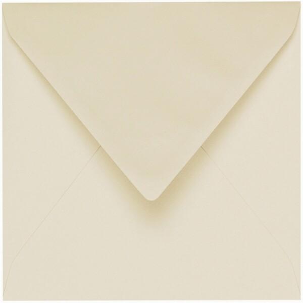 Artoz 1001 - 'Chamois' Envelope. 175mm x 175mm 100gsm Large Square Gummed Envelope.