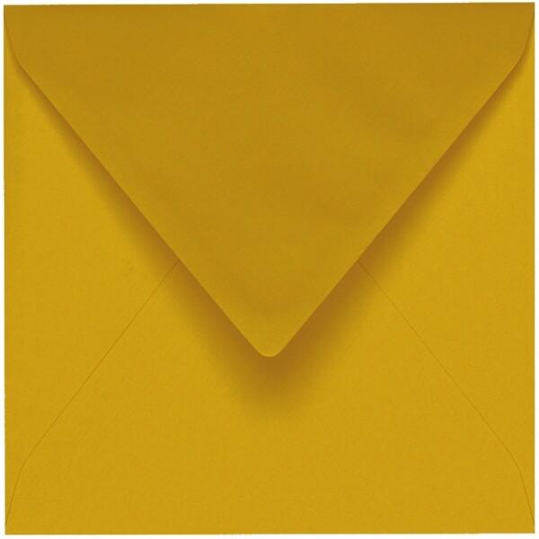 Artoz 1001 - 'Kiwi' Envelope. 175mm x 175mm 100gsm Large Square Gummed Envelope.