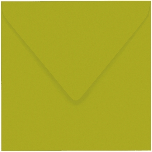 Artoz 1001 - 'Bamboo' Envelope. 175mm x 175mm 100gsm Large Square Gummed Envelope.