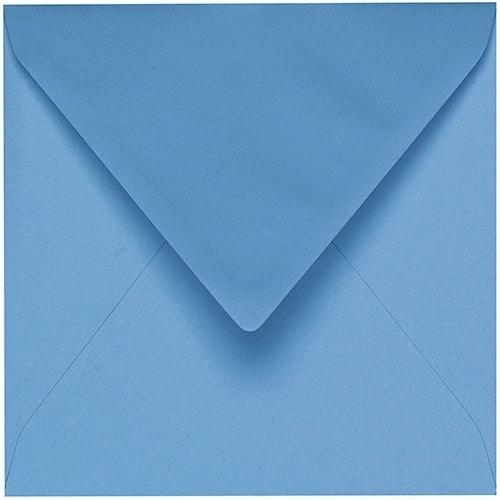 Artoz 1001 - 'Marine Blue' Envelope. 175mm x 175mm 100gsm Large Square Gummed Envelope.