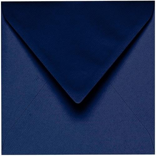 Artoz 1001 - 'Classic Blue' Envelope. 175mm x 175mm 100gsm Large Square Gummed Envelope.