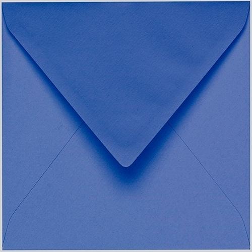 Artoz 1001 - 'Royal Blue' Envelope. 175mm x 175mm 100gsm Large Square Gummed Envelope.