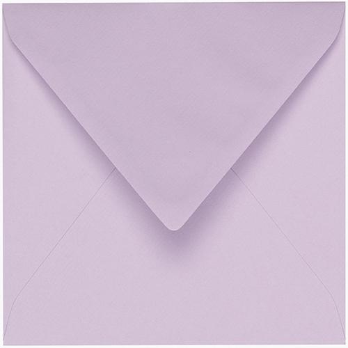 Artoz 1001 - 'Rose Quartz' Envelope. 175mm x 175mm 100gsm Large Square Gummed Envelope.