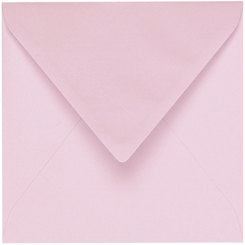 Artoz 1001 - 'Cherry Blossom' Envelope. 175mm x 175mm 100gsm Large Square Gummed Envelope.