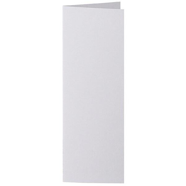 Artoz 1001 - 'Light Grey' Card. 148mm x 210mm 220gsm Letterbox Folded (Long Edge) Card.