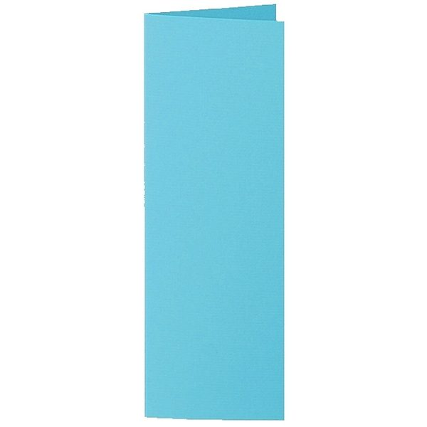 Artoz 1001 - 'Turquoise' Card. 148mm x 210mm 220gsm Letterbox Folded (Long Edge) Card.