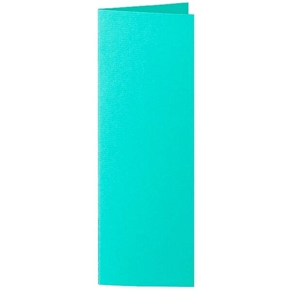 Artoz 1001 - 'Emerald Green' Card. 148mm x 210mm 220gsm Letterbox Folded (Long Edge) Card.