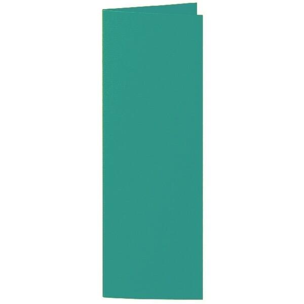 Artoz 1001 - 'Tropical Green' Card. 148mm x 210mm 220gsm Letterbox Folded (Long Edge) Card.