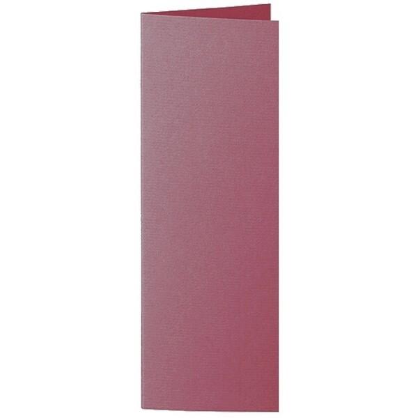 Artoz 1001 - 'Purple Red' Card. 148mm x 210mm 220gsm Letterbox Folded (Long Edge) Card.