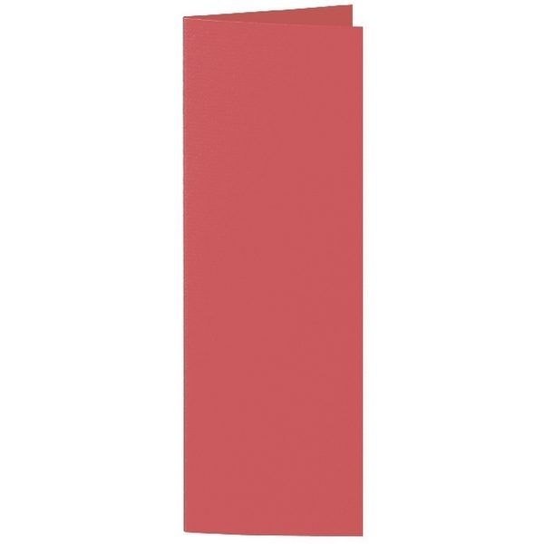 Artoz 1001 - 'Watermelon' Card. 148mm x 210mm 220gsm Letterbox Folded (Long Edge) Card.