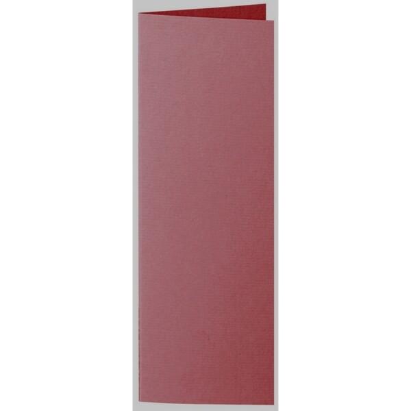 Artoz 1001 - 'Bordeaux' Card. 148mm x 210mm 220gsm Letterbox Folded (Long Edge) Card.