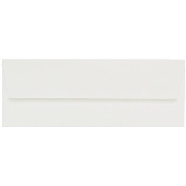 Artoz 1001 - 'Silver Grey' Envelope. 216mm x 80mm 100gsm Letterbox Peel/Seal Envelope.