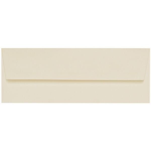 Artoz 1001 - 'Chamois' Envelope. 216mm x 80mm 100gsm Letterbox Peel/Seal Envelope.