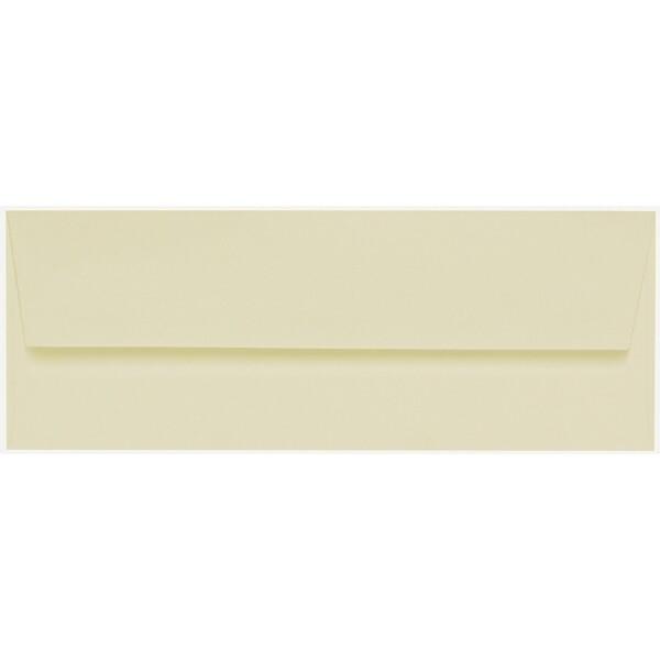 Artoz 1001 - 'Crema' Envelope. 216mm x 80mm 100gsm Letterbox Peel/Seal Envelope.