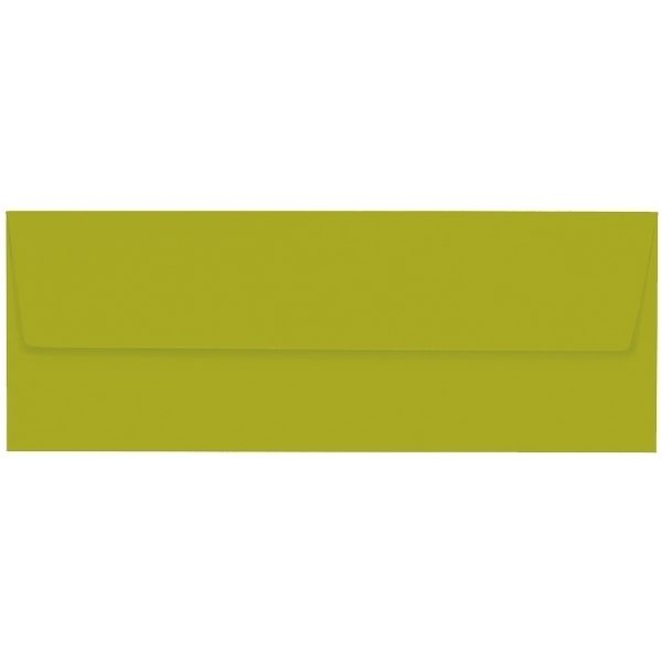 Artoz 1001 - 'Bamboo' Envelope. 216mm x 80mm 100gsm Letterbox Peel/Seal Envelope.