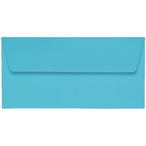 Artoz 1001 - 'Turquoise' Envelope. 216mm x 80mm 100gsm Letterbox Peel/Seal Envelope.