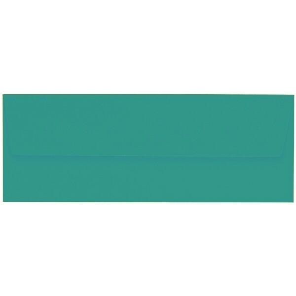 Artoz 1001 - 'Tropical Green' Envelope. 216mm x 80mm 100gsm Letterbox Peel/Seal Envelope.