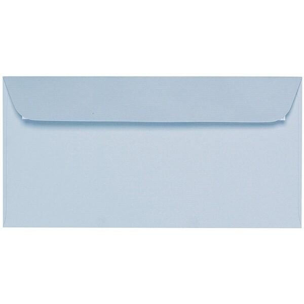Artoz 1001 - 'Aqua' Envelope. 216mm x 80mm 100gsm Letterbox Peel/Seal Envelope.