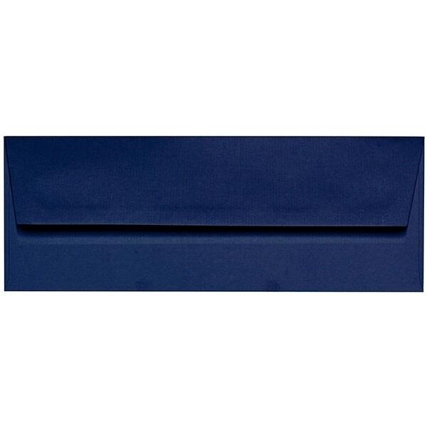 Artoz 1001 - 'Classic Blue' Envelope. 216mm x 80mm 100gsm Letterbox Peel/Seal Envelope.