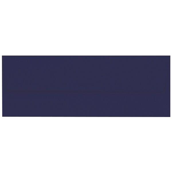 Artoz 1001 - 'Navy Blue' Envelope. 216mm x 80mm 100gsm Letterbox Peel/Seal Envelope.
