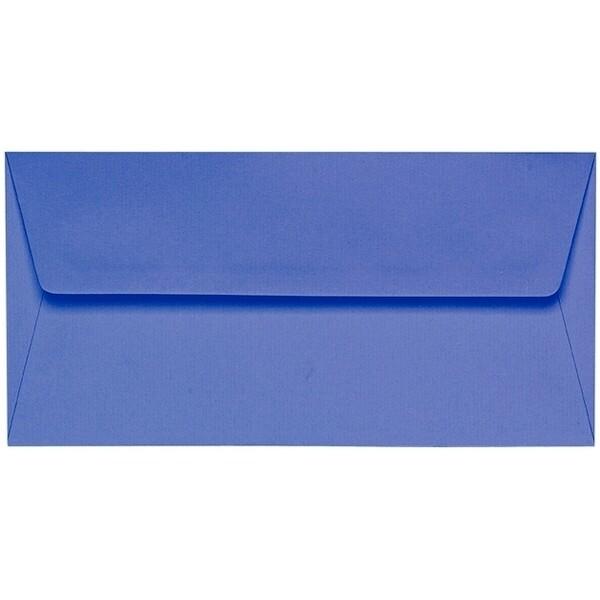 Artoz 1001 - 'Majestic Blue' Envelope. 216mm x 80mm 100gsm Letterbox Peel/Seal Envelope.