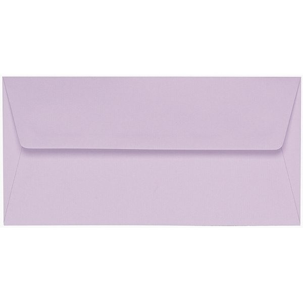 Artoz 1001 - 'Rose Quartz' Envelope. 216mm x 80mm 100gsm Letterbox Peel/Seal Envelope.