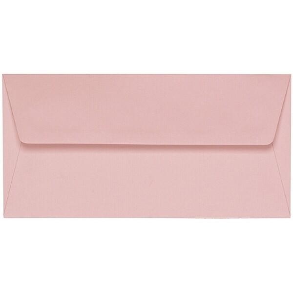 Artoz 1001 - 'Pink' Envelope. 216mm x 80mm 100gsm Letterbox Peel/Seal Envelope.