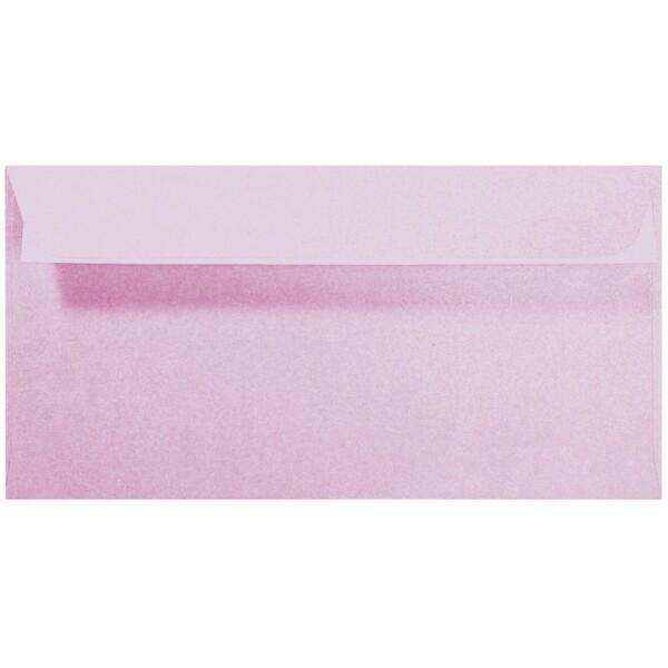 Artoz 1001 - 'Cherry Blossom' Envelope. 216mm x 80mm 100gsm Letterbox Peel/Seal Envelope.