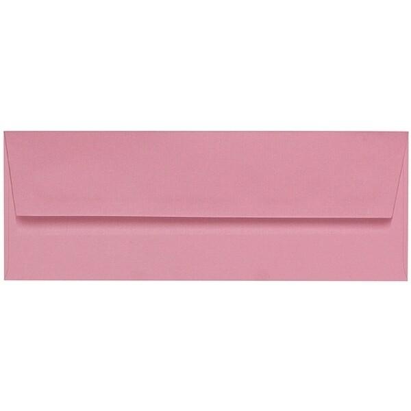 Artoz 1001 - 'Coral' Envelope. 216mm x 80mm 100gsm Letterbox Peel/Seal Envelope.