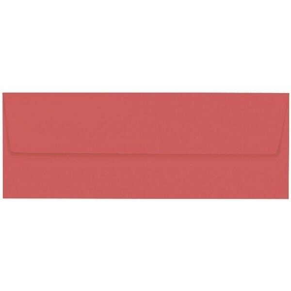 Artoz 1001 - 'Watermelon' Envelope. 216mm x 80mm 100gsm Letterbox Peel/Seal Envelope.