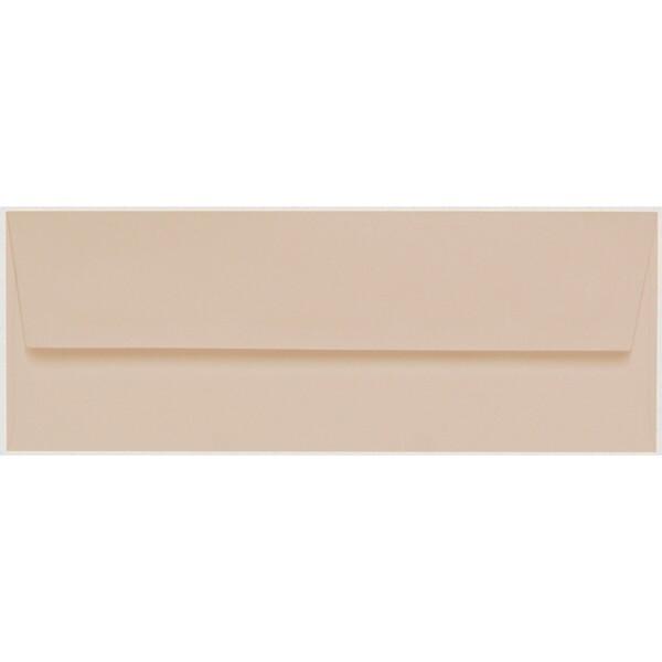 Artoz 1001 - 'Apricot' Envelope. 216mm x 80mm 100gsm Letterbox Peel/Seal Envelope.