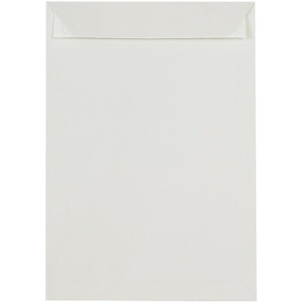 Artoz 1001 - 'Silver Grey' Envelope. 324mm x 229mm 100gsm C4 Peel/Seal Pocket Envelope.