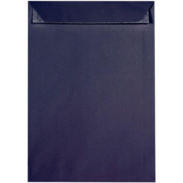 Artoz 1001 - 'Jet Black' Envelope. 324mm x 229mm 100gsm C4 Peel/Seal Pocket Envelope.