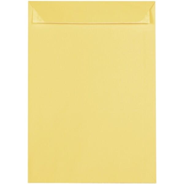 Artoz 1001 - 'Citro' Envelope. 324mm x 229mm 100gsm C4 Peel/Seal Pocket Envelope.