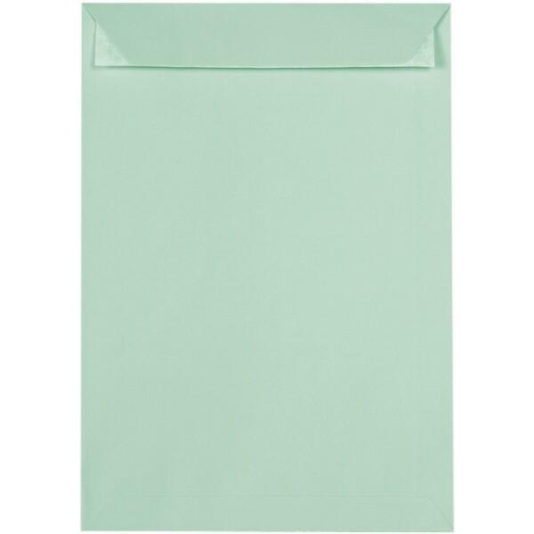 Artoz 1001 - 'Pale Mint' Envelope. 324mm x 229mm 100gsm C4 Peel/Seal Pocket Envelope.