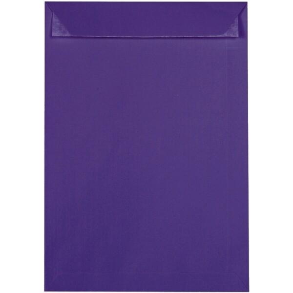 Artoz 1001 - 'Violet' Envelope. 324mm x 229mm 100gsm C4 Peel/Seal Pocket Envelope.