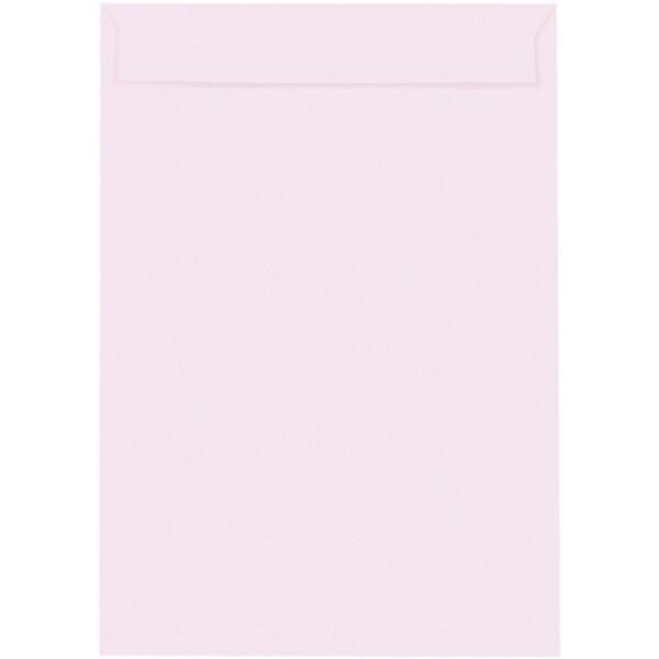 Artoz 1001 - 'Delicate Pink' Envelope. 324mm x 229mm 100gsm C4 Peel/Seal Pocket Envelope.