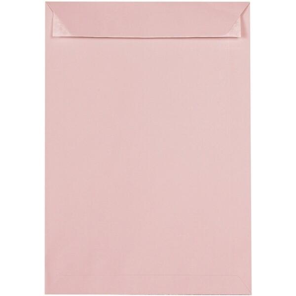 Artoz 1001 - 'Pink' Envelope. 324mm x 229mm 100gsm C4 Peel/Seal Pocket Envelope.