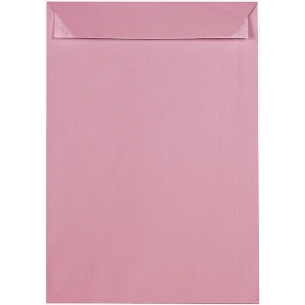 Artoz 1001 - 'Coral' Envelope. 324mm x 229mm 100gsm C4 Peel/Seal Pocket Envelope.