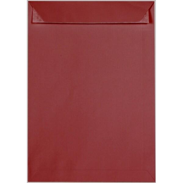 Artoz 1001 - 'Bordeaux' Envelope. 324mm x 229mm 100gsm C4 Peel/Seal Pocket Envelope.