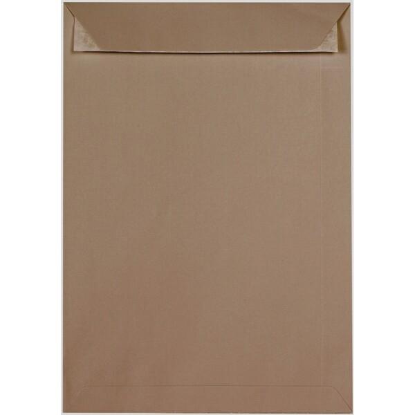 Artoz 1001 - 'Olive' Envelope. 324mm x 229mm 100gsm C4 Peel/Seal Pocket Envelope.