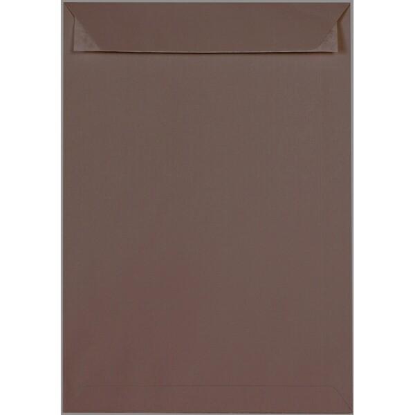 Artoz 1001 - 'Brown' Envelope. 324mm x 229mm 100gsm C4 Peel/Seal Pocket Envelope.