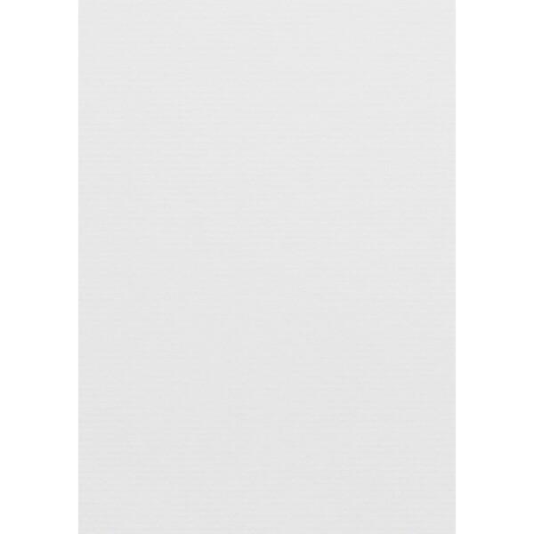 Artoz 1001 - 'Blossom White' Card. 210mm x 297mm 220gsm A4 Card.